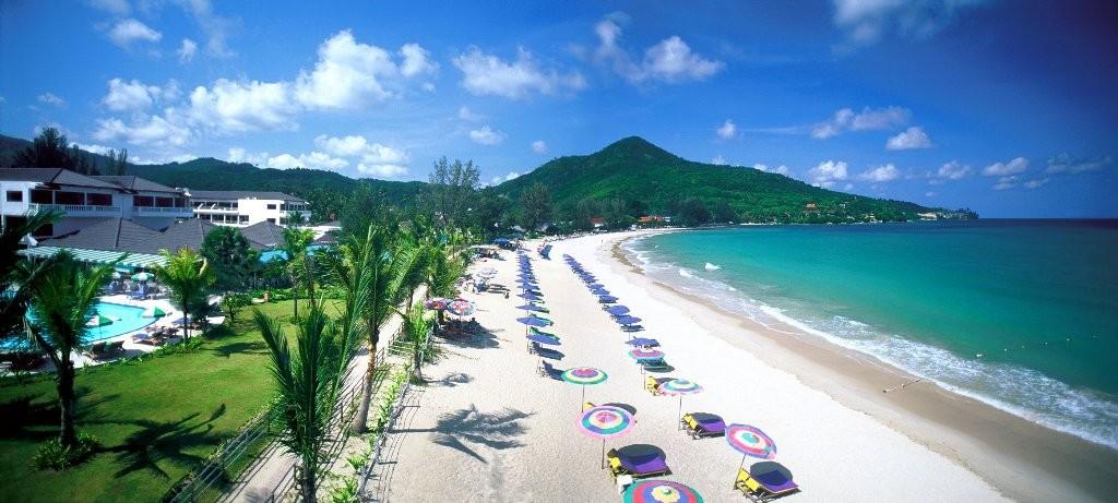 سواحل پوکت تایلند