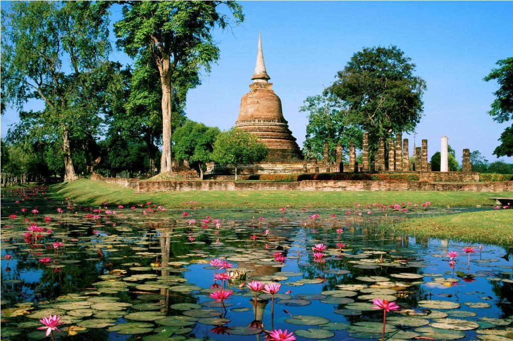 معابد تایلند