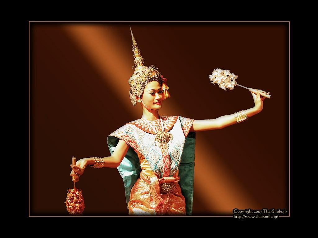 نمایش های آیینی تایلندی