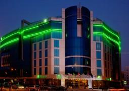 هتل هالیدی این دبی - البرشا