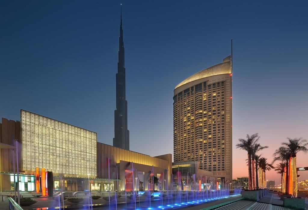 Photo of هتل دی آدرس دبی مال دبی