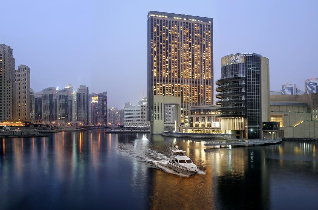 هتل دی آدرس مارینا دبی
