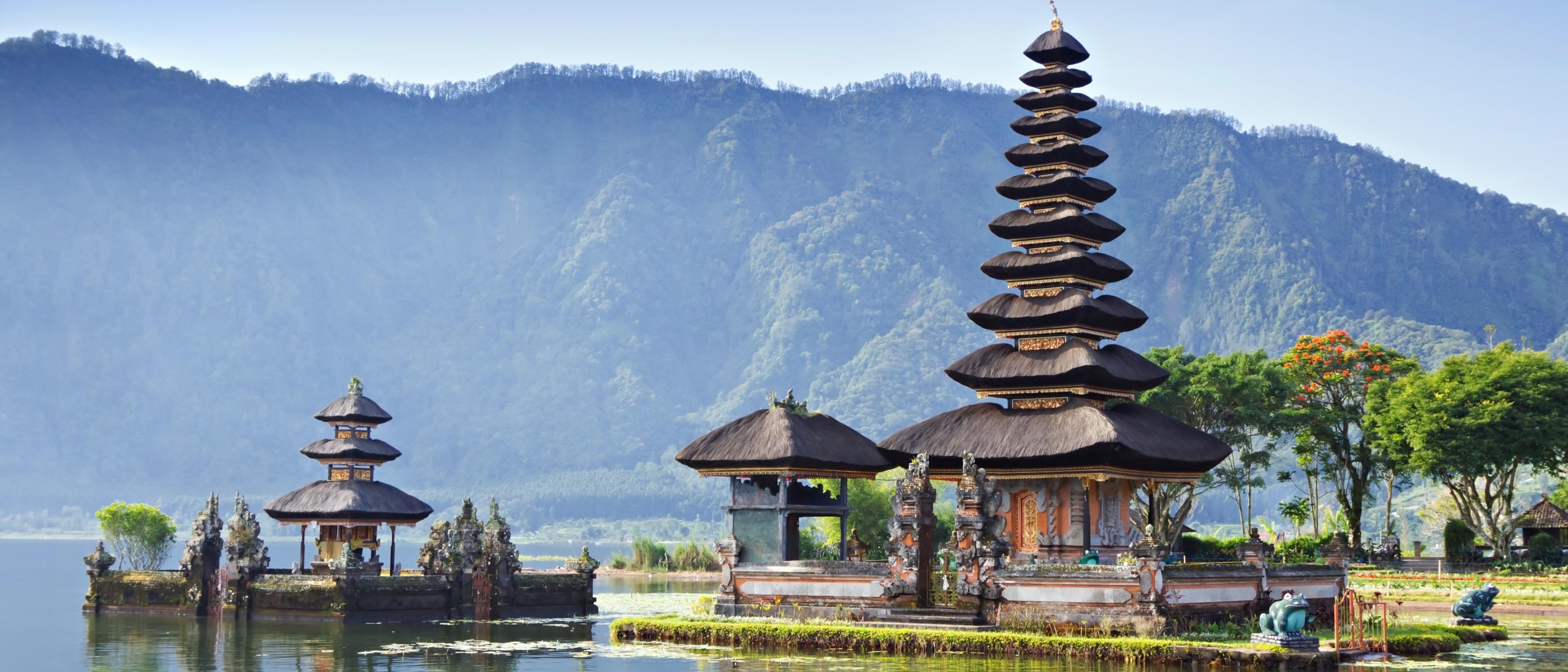 معابد بالی اندونزی