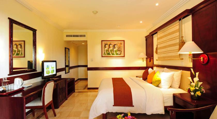 عکس از اتاق های هتل دیسکاوری کارتیکا بالی