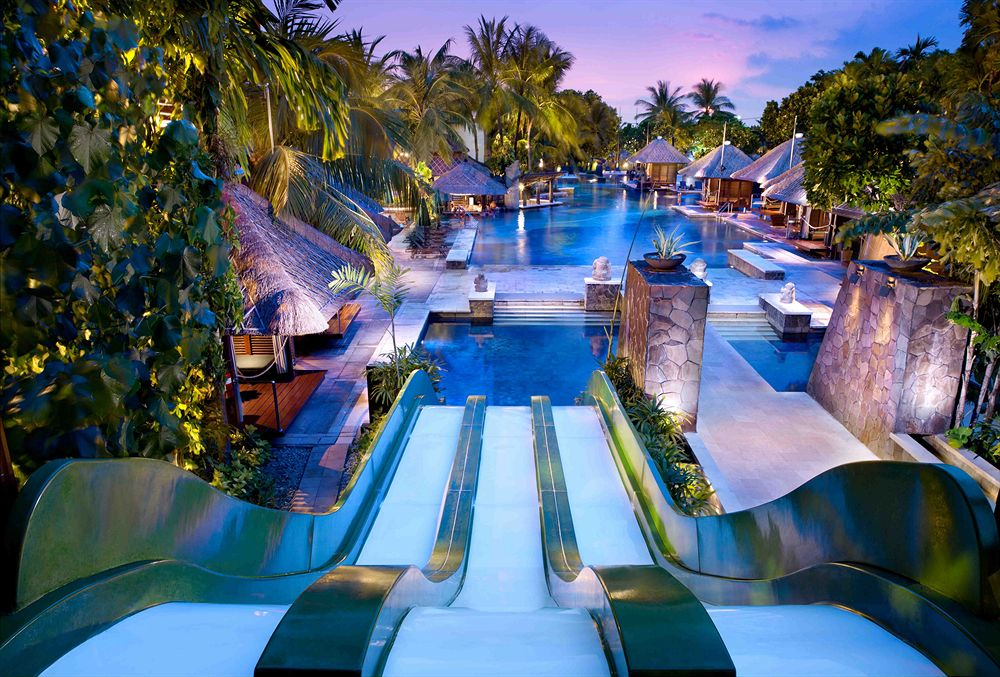 هتل لوکس 5* هارد راک بالی اندونزی