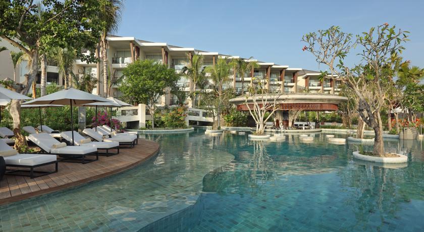 نمای بیرونی هتل سوفیتل بالی