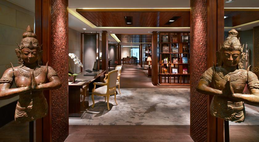 عکس از سوئیت های هتل سوفیتل بالی