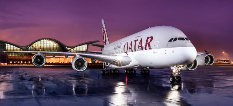 هواپیمایی قطر   هواپیمایی Qatar