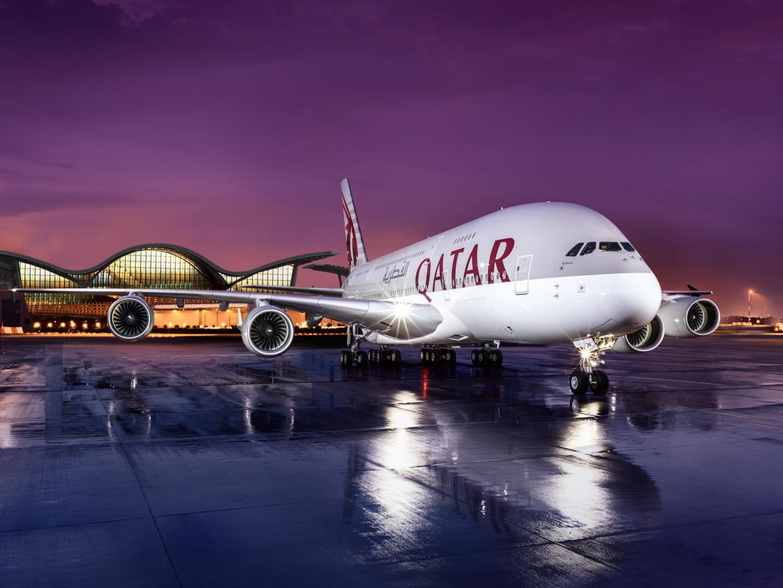 هواپیمایی قطر ایرویز - ایرباس 380
