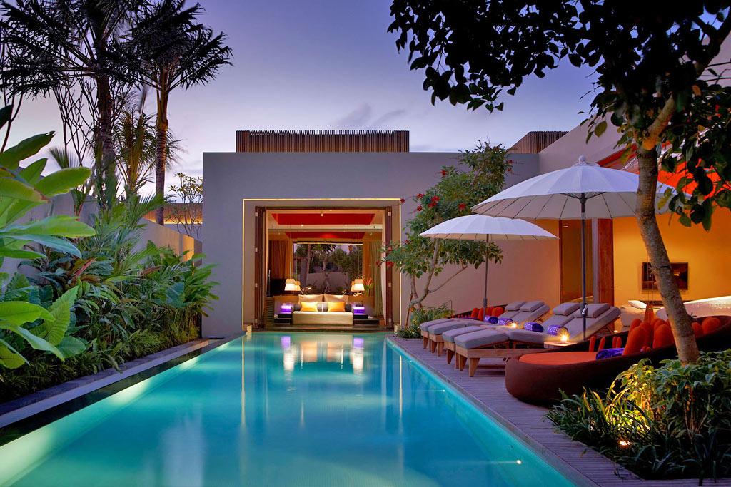 هتل دبلیو ریزورت بالی