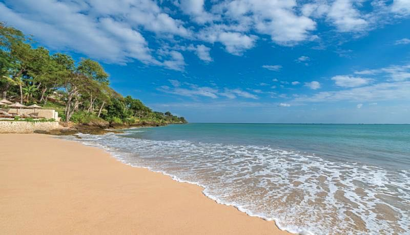 ساحل هتل چهار فصل بالی
