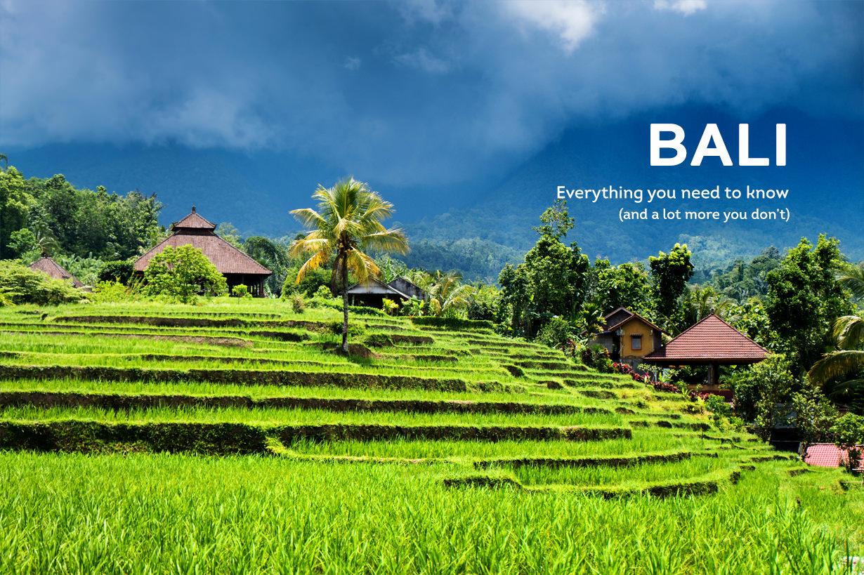 تور جزیره بالی اندونزی