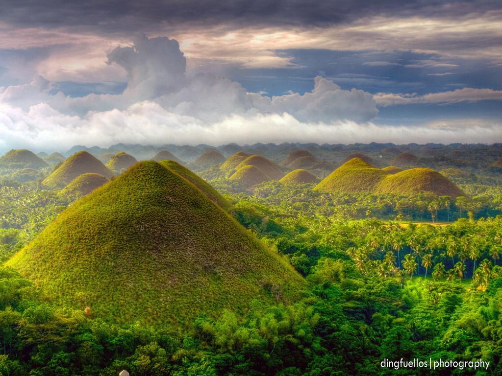 Photo of تپه های شکلاتی بهل فیلیپین | جاذبه های گردشگری فیلیپین