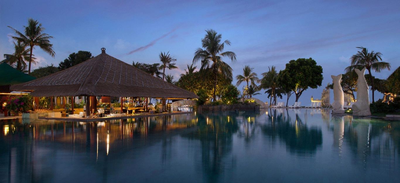 هتل کارتیکا پلازا بالی اندونزی