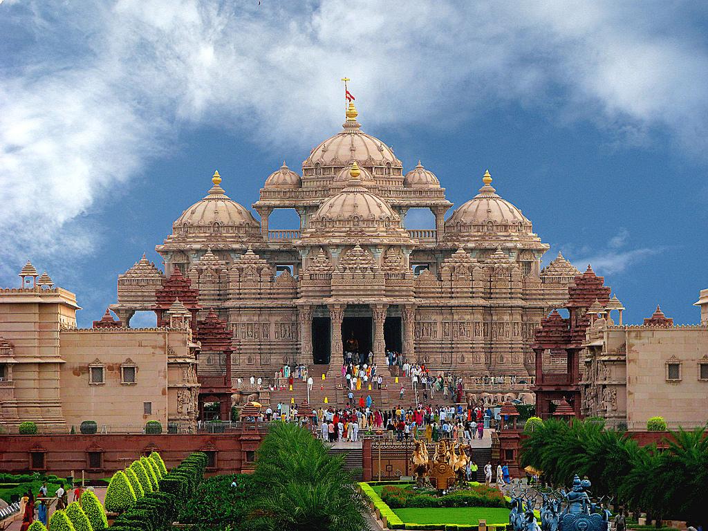تور مثلث طلایی هند