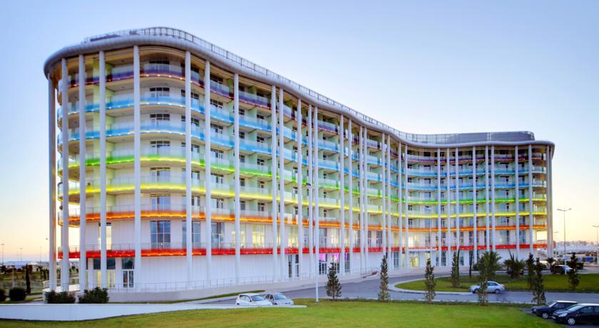 Photo of هتل تولیپ این امگا سوچی ۳ ستاره تاپ