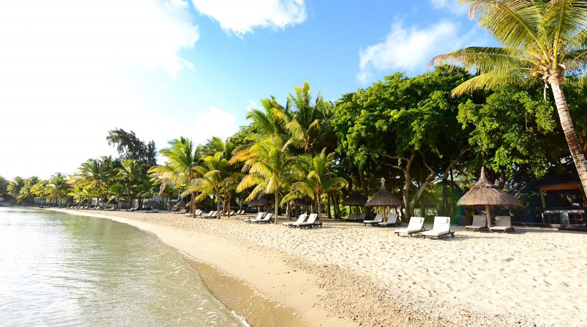 ساحل هتل چهار ستاره راونالا موریس