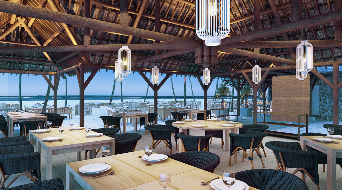 رستوران هتل راونالا اتیتود