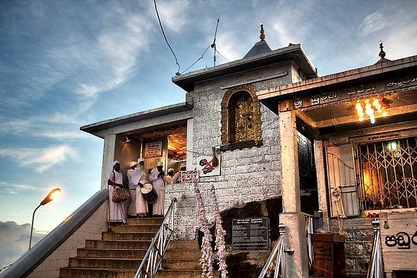 کوه آدم سریلانکا