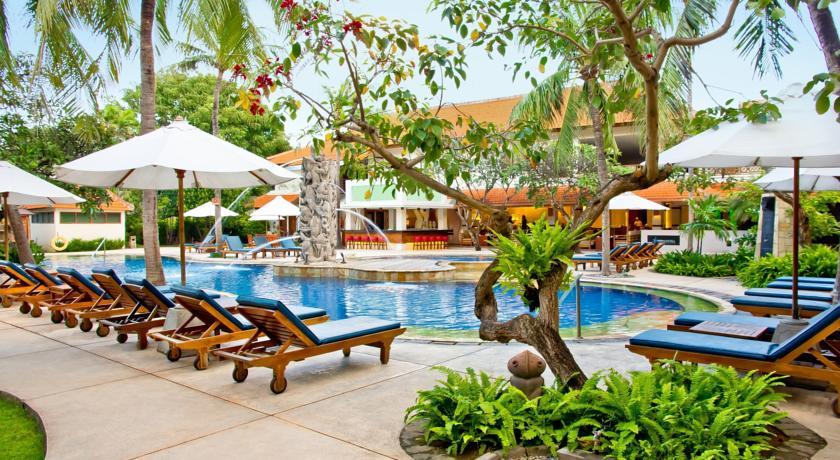 هتل بالی رانی جزیره بالی