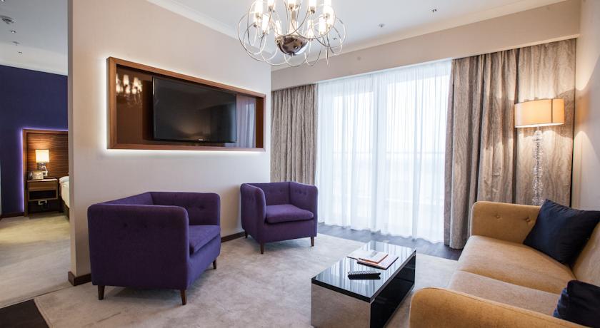 سوئیت های هتل ایمرتینسکی