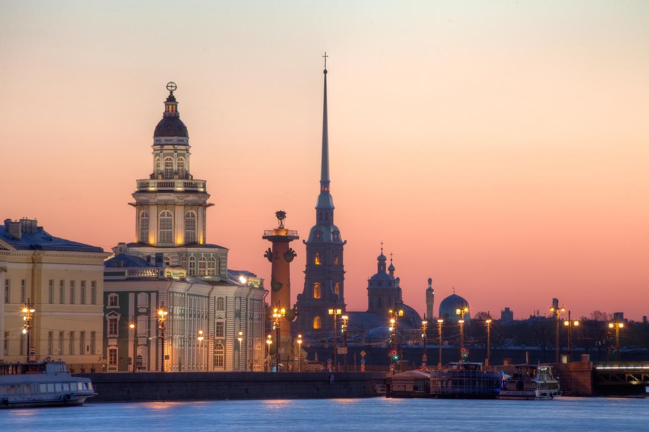 قلعه و کلیسای پتر و پاول