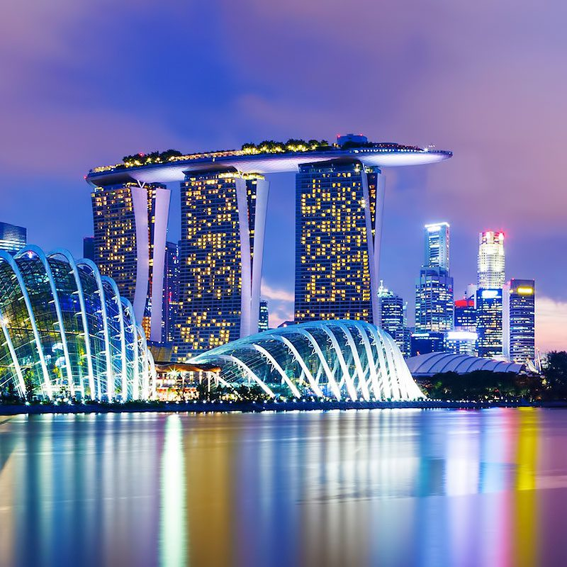 دیدنی های سنگاپور