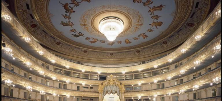 تئاتر مارینسکی و باله مارینسکی سنت پترزبورگ