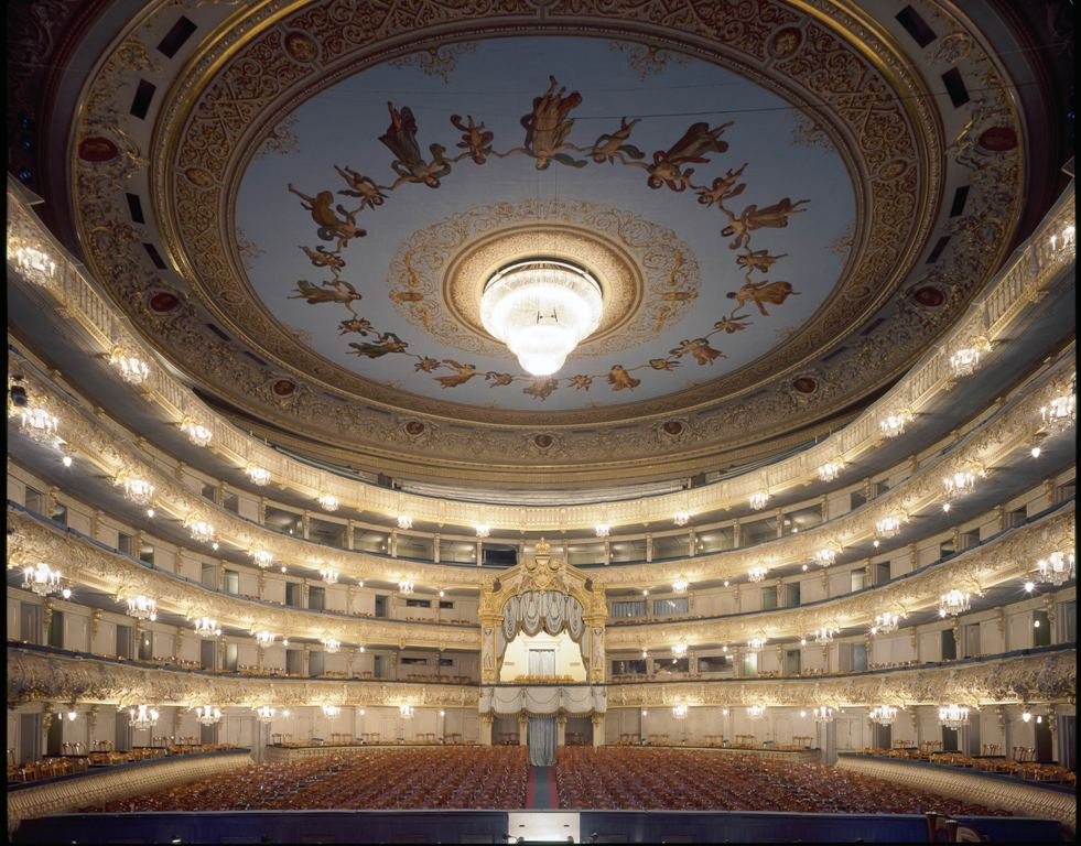 Photo of تئاتر مارینسکی و باله مارینسکی سنت پترزبورگ