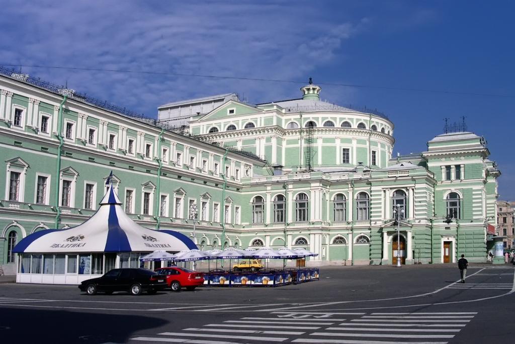 باله مارینسکی سنت پترزبورگ