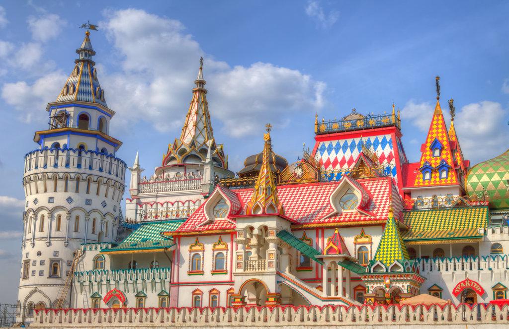 مراکز خرید مسکو - مرکز خرید ایزمایلووا