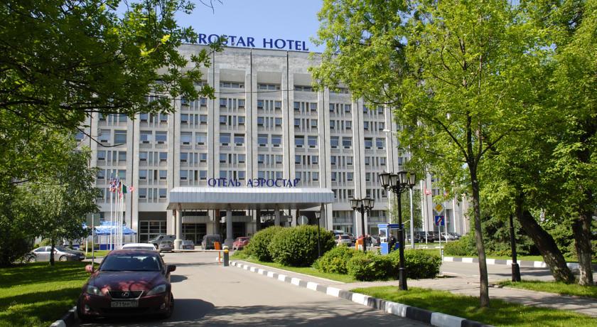هتل آئرو استار مسکو