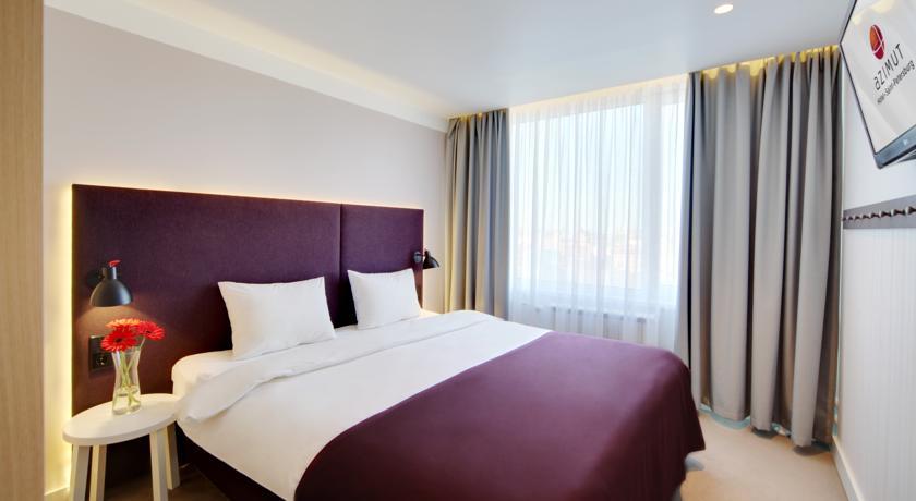 هتل آزیموت سن پترزبورگ