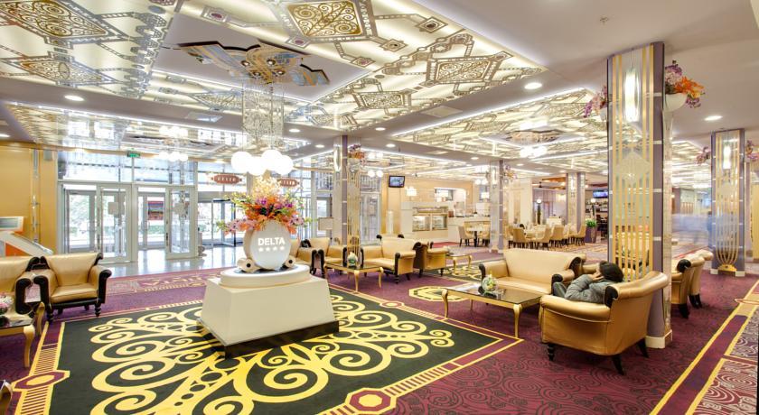 Photo of هتل ایزمایلووا دلتا مسکو (۴*)