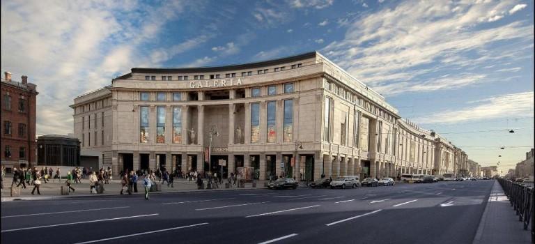 مراکز خرید سنت پترزبورگ روسیه