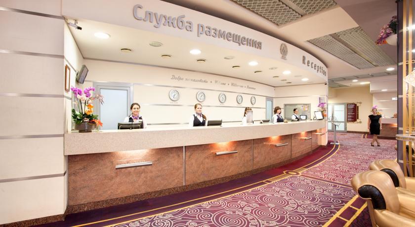 هتل ایزمایلووا دلتا مسکو