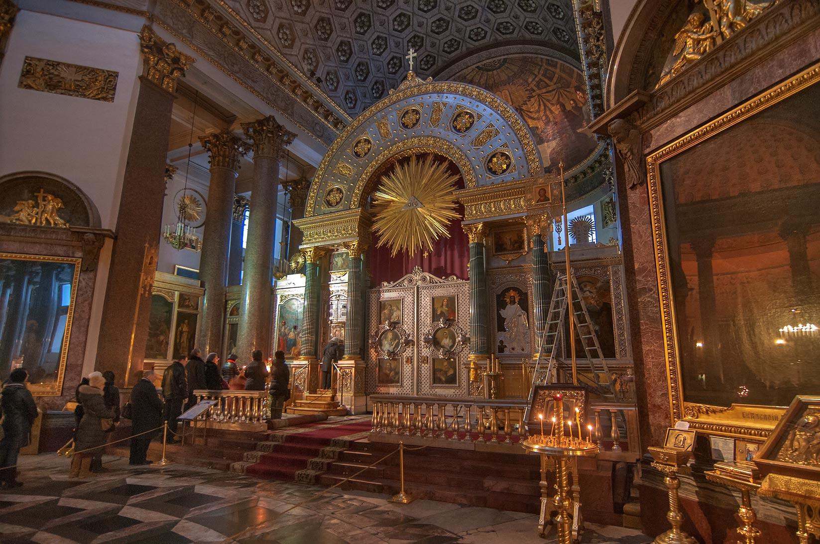 کلیسای کازان سنت پترزبورگ
