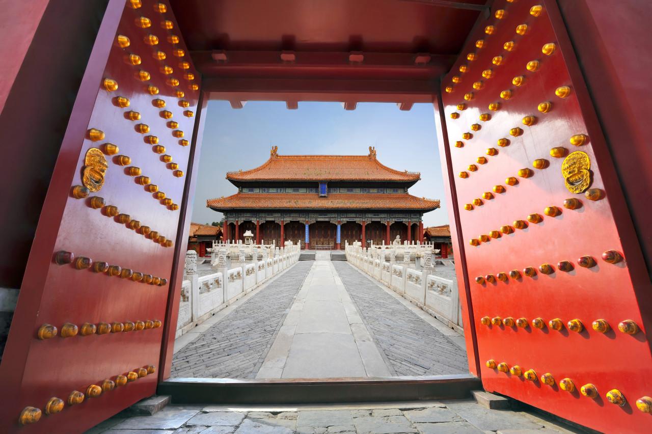 شهر ممنوعه بیجینگ