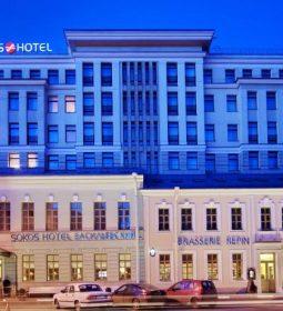هتل سولو سوکوز واسیلوفسکی سنت پترزبورگ