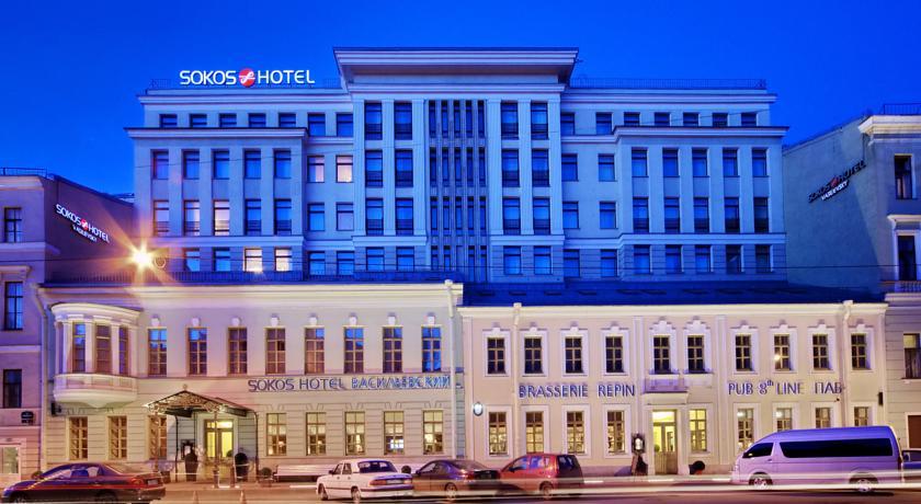 Photo of هتل سولو سوکوز واسیلوفسکی سنت پترزبورگ