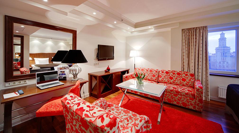 هتل سوکوز المپیا گاردن سنت پترزبورگ