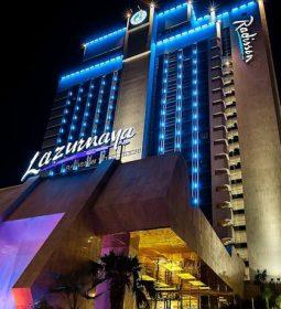 هتل رادیسون لازورنایا سوچی