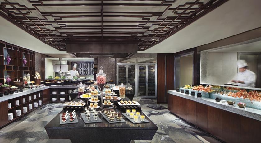 هتل 5 ستاره ریتز کارلتون شانگهای