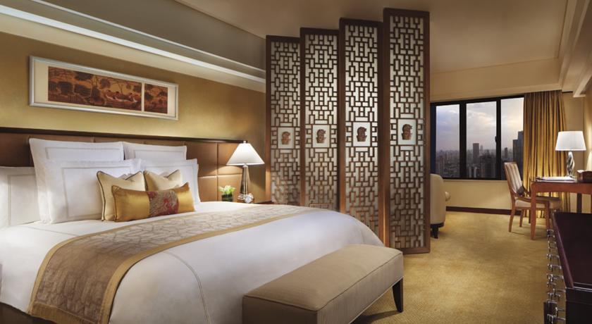هتل ریتز کارلتون پورتمن شانگهای