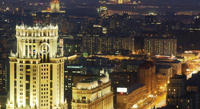 سوئیس هتل مسکو