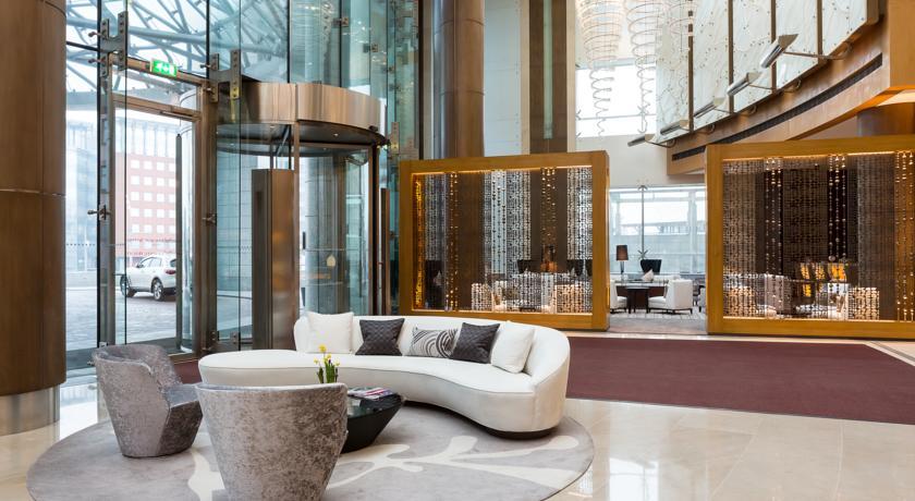 لابی سوئیس هتل مسکو