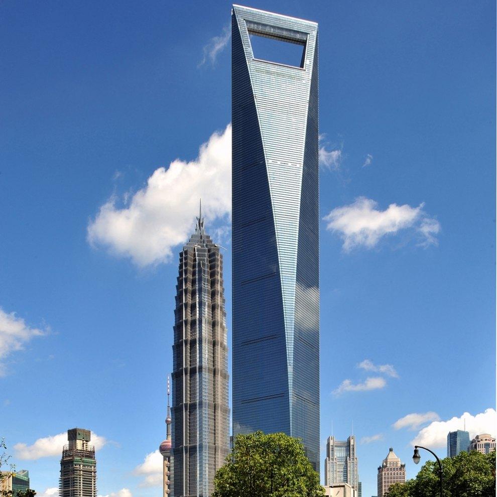 Photo of مرکز مالی جهانی شانگهای چین