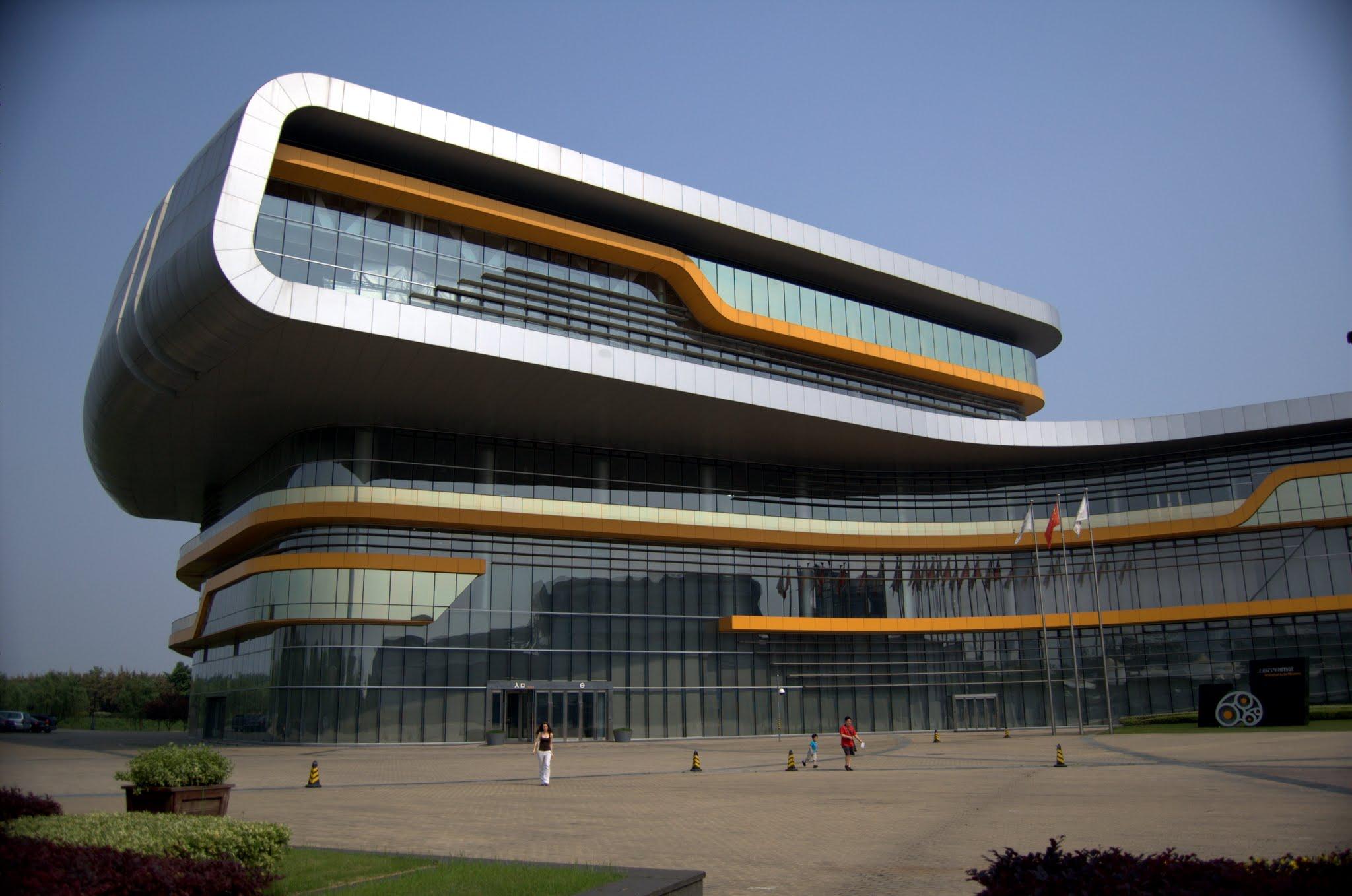 موزه اتومبیل شانگهای