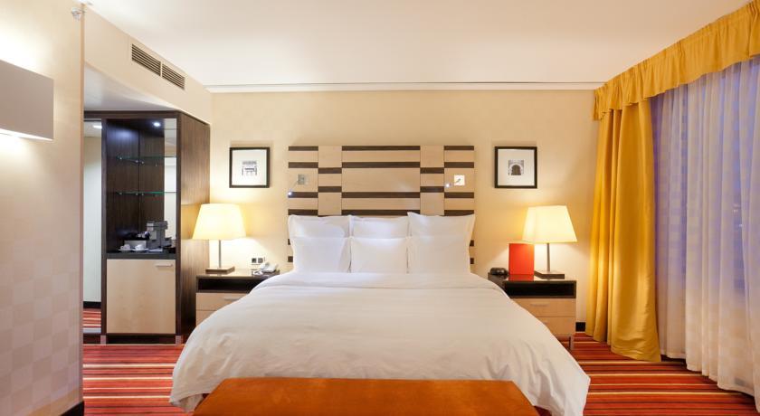 اتاق های هتل آزیموت المپیک مسکو