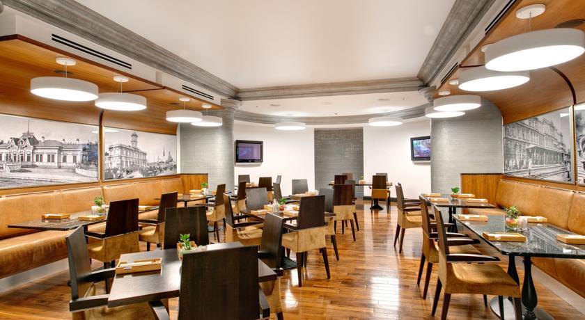 رستوران هتل آزیموت المپیک